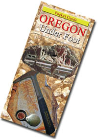 Locate dealers that carry oregon under foot now available for Handley rock jewelry supply vancouver wa